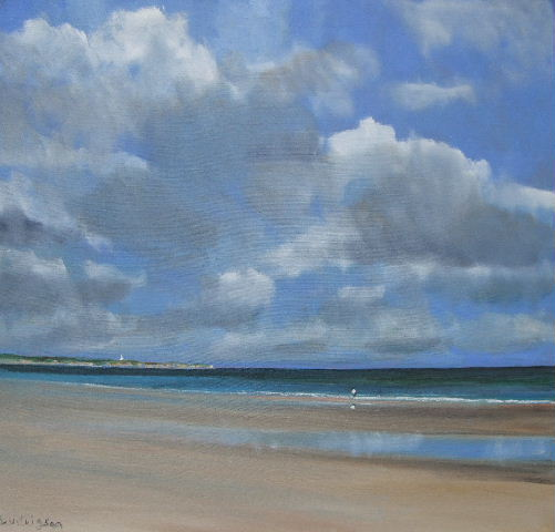 Seaside Paintings: 36x24"